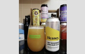 Craft Beer: A rosemary brew from Bellaghy and a sweetish nod to summer's fading