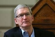 Tim Cook defends Apple's removal of Hong Kong map app