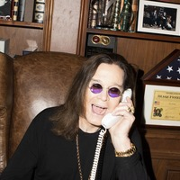 Ozzy Osbourne wants to be '100%' before touring again