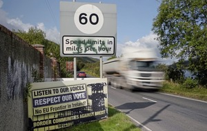 Northern firms more optimistic on hard border than southern counterparts