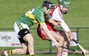 Banagher dual stars hoping to shake off football defeat