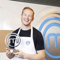 A gold medal in food! Greg Rutherford wins Celebrity MasterChef