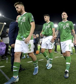 Aaron Connolly is good enough to start against Switzerland: Shane Duffy