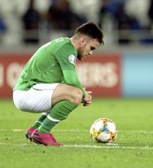 Mick McCarthy defends holding back Aaron Connolly as Irish limp to a draw in Georgia