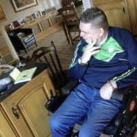 Antrim GAA apologise to disabled fan after he is denied access to replay match