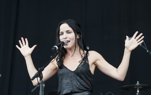 Andrea Corr tells of 'suffering in silence' after miscarriages