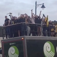 Co Wicklow GAA players in horror fall as they celebrate cup win