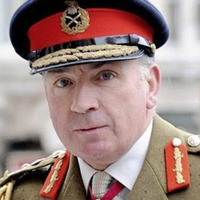 Former British army chief expresses dismay that legislation which would stop veterans from being prosecuted may be dropped from today's (MON) Queen's Speech