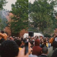 Kanye West surprises students at Howard University with pop-up Sunday Service