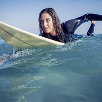 Two female pro-surfers on why riding the waves is the ultimate fitness challenge