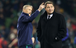New Zealand's Hansen aiming to out-smart Ireland coach Schmidt