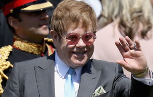 Sir Elton John reveals singer he thinks is the 'one true star' at the moment