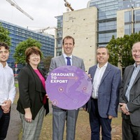 New 'Graduate to Export' programme provides route to international success