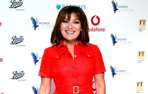 Lorraine Kelly handed surprise award celebrating her 35-year career