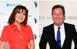 Lorraine Kelly backs 'kind' but 'controversial' Piers Morgan in transgender row