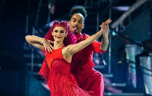 Dev Griffin: I didn't think I'd be in the bottom two on Strictly