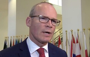 Talk of early Brexit breakthrough played down by Simon Coveney