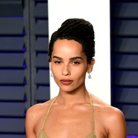 Zoe Kravitz reacts to Catwoman casting in upcoming Batman film
