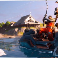 Fortnite returns with all-new island after black hole mystery
