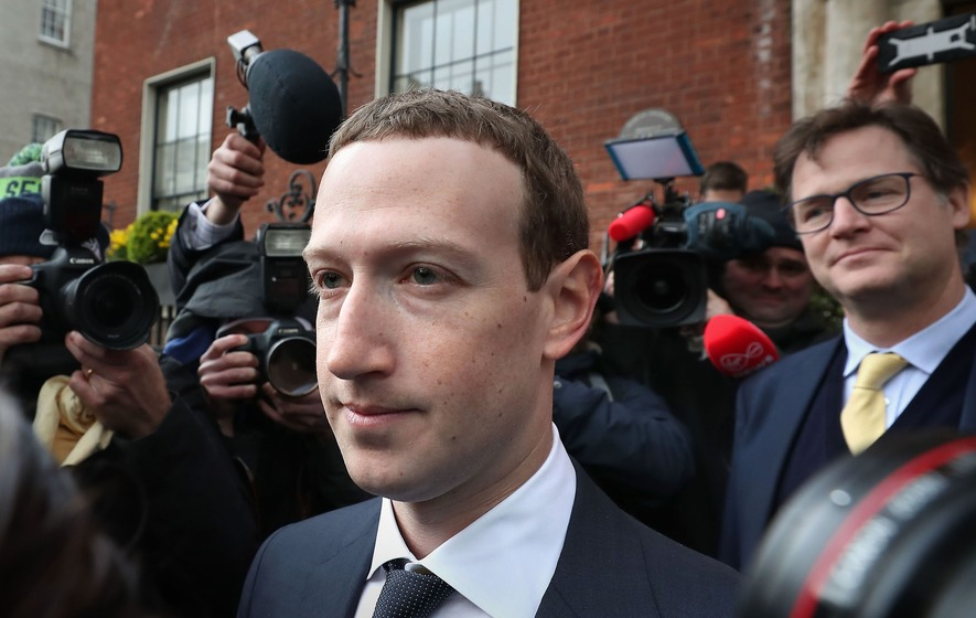 Ahead of 2020, FB ensnared in heated political climate