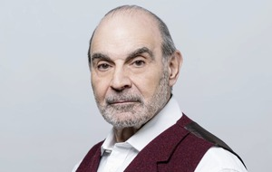 David Suchet: I'm still grieving for Poirot – he was my best friend in many ways