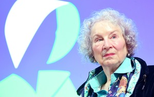 Margaret Atwood: Booker Prize will be irrelevant if we don't save environment
