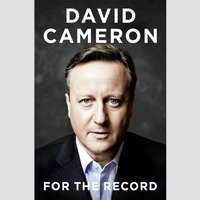 Book reviews: David Cameron's For The Record, Ian McEwan's The Cockroach