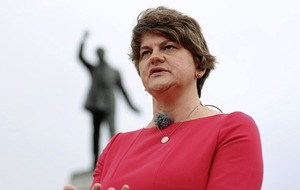 DUP defends Arlene Foster's 'astonishing' meetings with senior loyalists