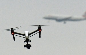 John Lewis stops selling drones due to airport chaos