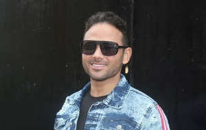 Travelling trio: Ryan Thomas and his brothers land their own ITV series