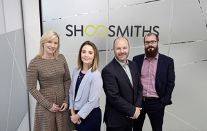 Belfast office move signals growth at law firm Shoosmiths
