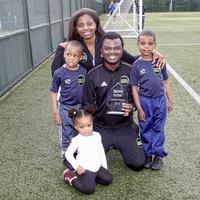 EMSONI founder Adekanmi Abayomi named Sport NI Volunteer of the Year