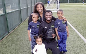 EMSONI founder Adekanmi Abayomi named Sport NI Volunteer of the Year