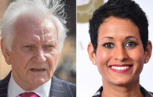 Fresh complaints against Naga Munchetty not upheld by BBC
