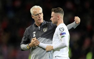 Denmark is now our cup final: Republic of Ireland boss Mick McCarthy
