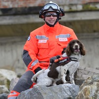 Diesel named top dog for search and rescue work