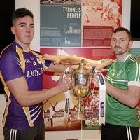 Derrygonnelly Harps ready for Cargin test in Ulster