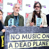 Jarvis Cocker makes Extinction Rebellion statement at Q Awards