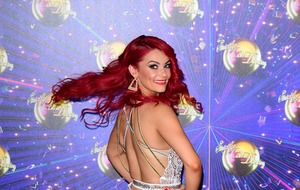Dianne Buswell to return for Professionals tour after early Strictly exit