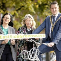 Plans launched to expand network of greenways in east Belfast