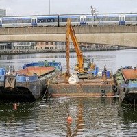 Dredgers begin removing thousands of tonnes of silt from River Lagan to protect `water quality and unique eco-system'