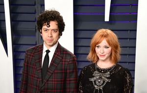 Mad Men star Christina Hendricks announces split from husband
