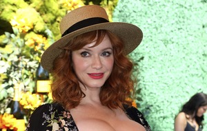 Celebrity break-ups of 2019: Christina Hendricks splits from husband