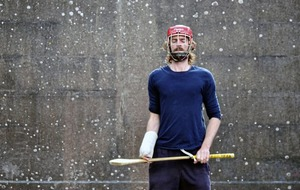 Hurling takes to the stage in this year's Belfast International Arts Festival