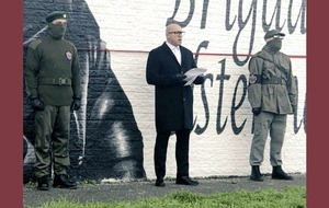 Police had prior notice of UDA mural launch in Bangor
