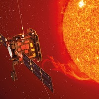 UK-built spacecraft designed to explore the sun leaves for launch site