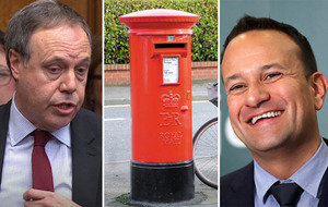 Nigel Dodds slams Leo Varadkar over Brexit red post box comments