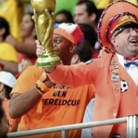 Royal Netherlands Football Association to hold 'orange' parade with a difference in Belfast next month