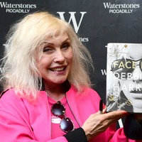 Debbie Harry reveals plans for second memoir full of more 'goodies'