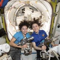 Donald Trump praises astronauts on first all-female spacewalk